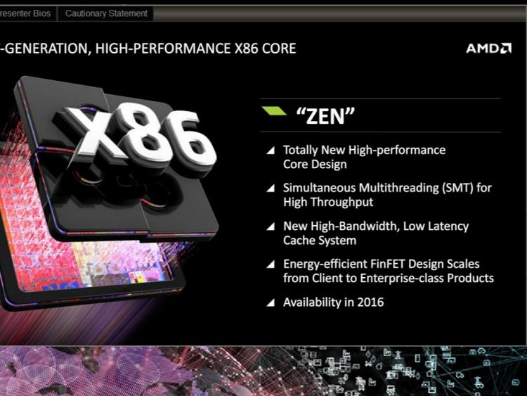 Procesory serwerowe AMD Naples