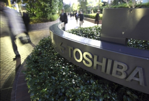 Toshiba names preferred bidder for memory business