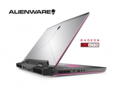 Radeon challenges Pascal in new Alienware notebooks