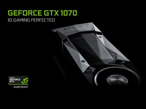 Nvidia Geforce GTX 1070 reviews are out