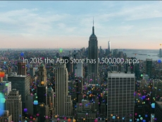 Apple announces 100 billion downloads from App Store