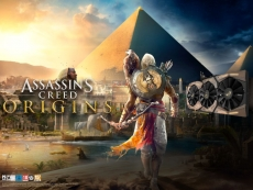 Asus shows GTX 1080 Ti Assassin's Creed Origins Edition