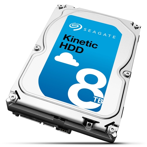 Seagate Storing the World's Data