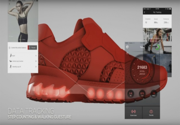 Lenovo comes up with intelligent trainers