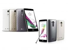 LG announces G4 Stylus and G4c smartphones