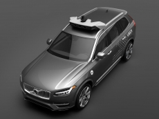 Uber self-driving Volvos use Nvidia Tegra