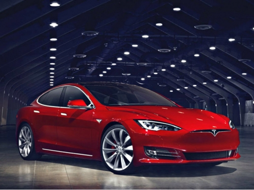 Tesla Model S 2017 refresh now available