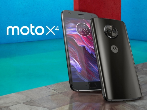 Lenovo announces Moto X4 at IFA 2017 in Berlin