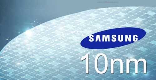 Samsung shows off 10nm FinFET