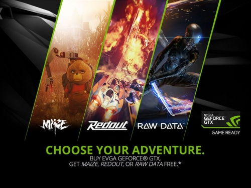 EVGA bundles Indie titles with some graphics cards