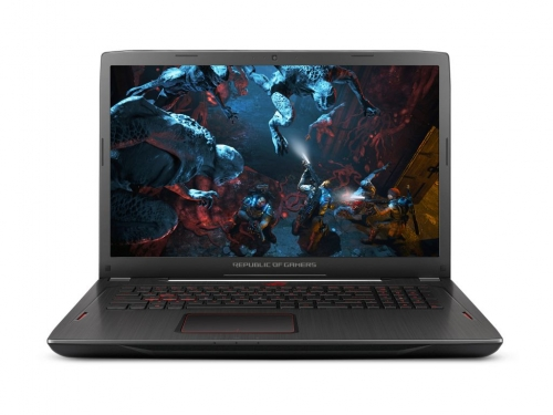Asus Strix Gaming notebook with Ryzen 7 CPU now available