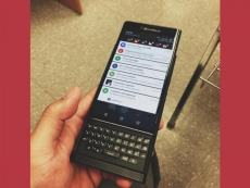 Blackberry Priv photo leaks