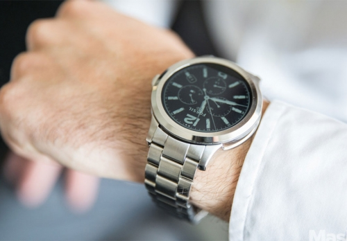 Fossil's Q Founder on sale