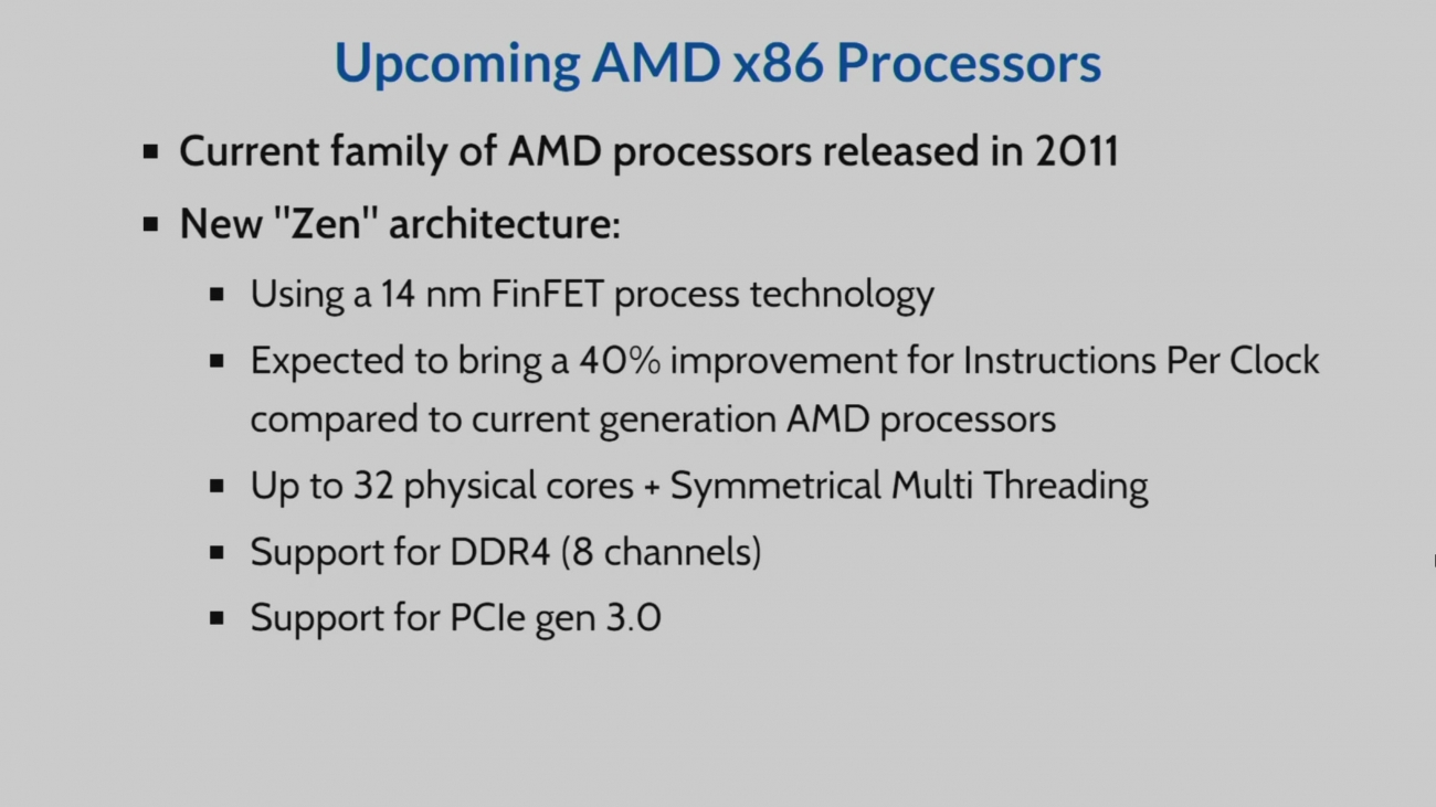 50305 05 amds next gen opteron 32 cores 8 channel ddr4 support full