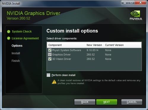 NVIDIA 260.63 BETA DOWNLOAD DRIVERS