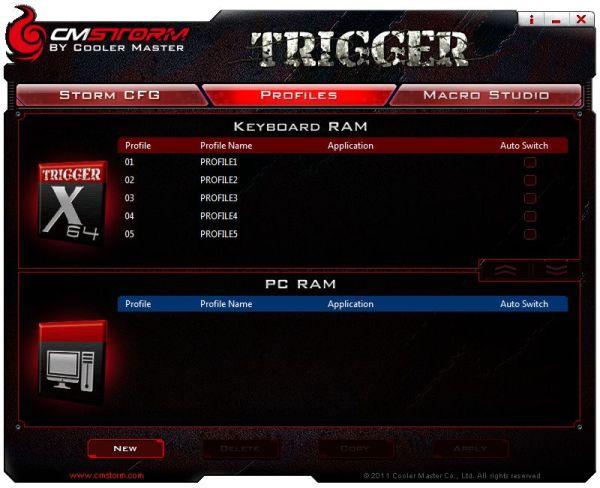 Cooler Master CM Storm Trigger gaming keyboard reviewed