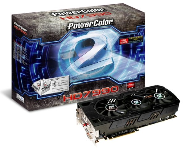 powercolor HD7990 1