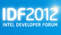 intel idf2012 logo