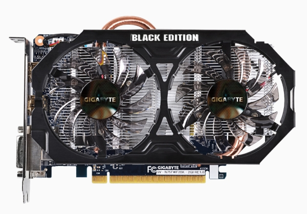 Gigabyte-GTX750TiBlackEdition 2