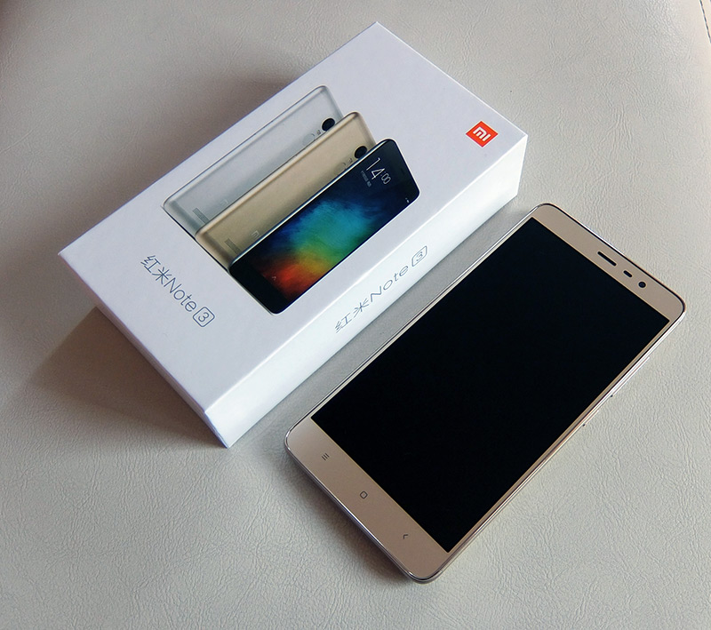 Xiaomi Redmi Note 3 Review: Full Metal Jacket