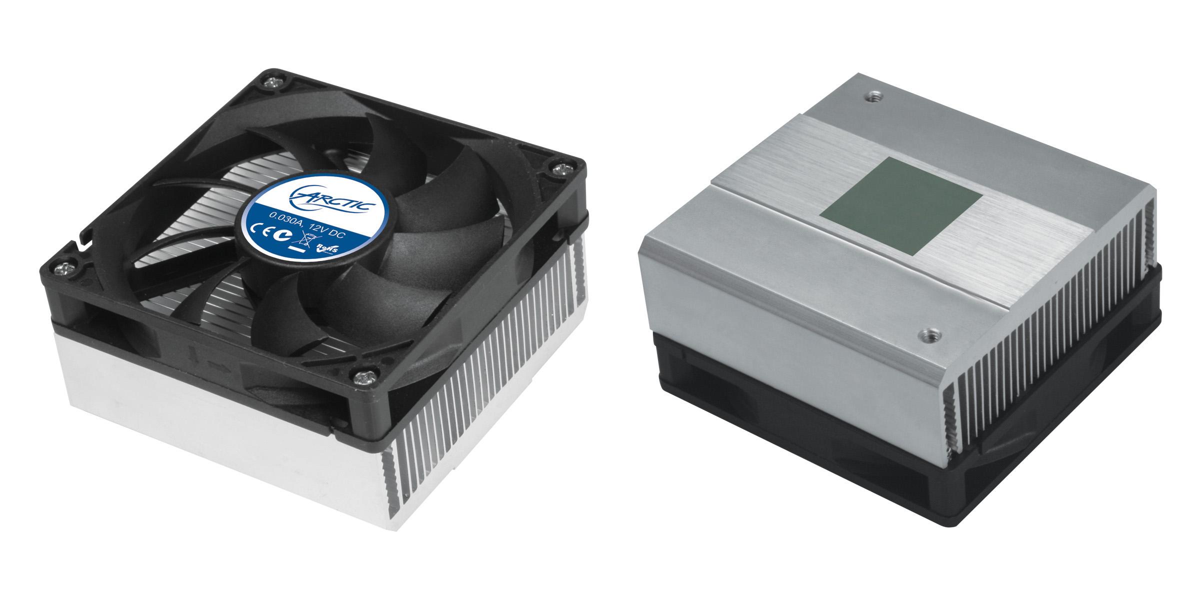 Arctic announces new M1 series AM1 CPU coolers