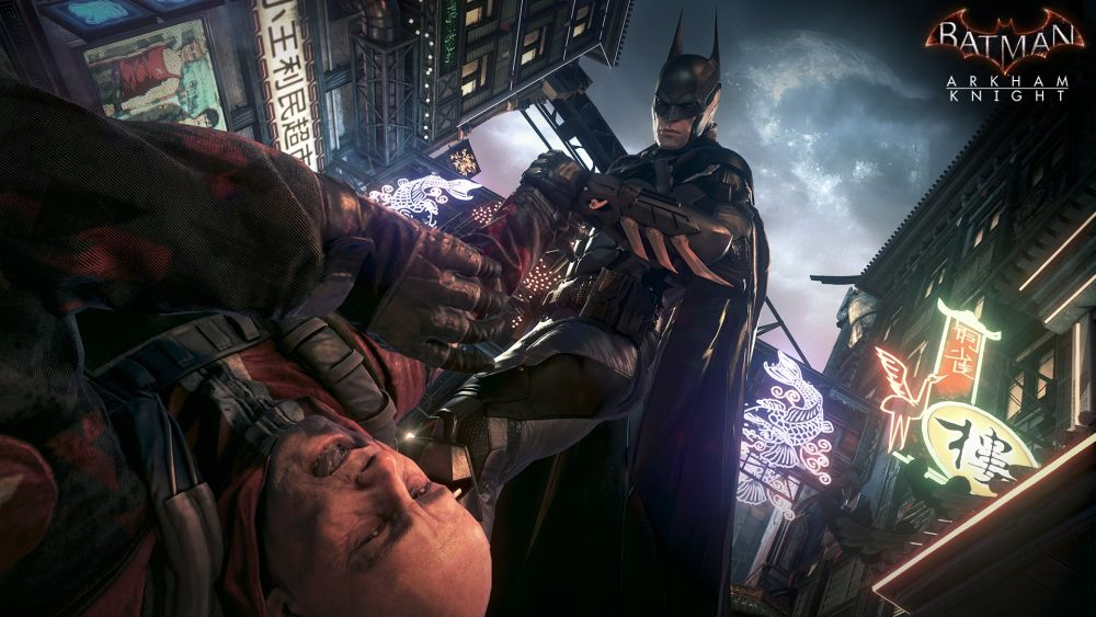 batman arkhamknight 2