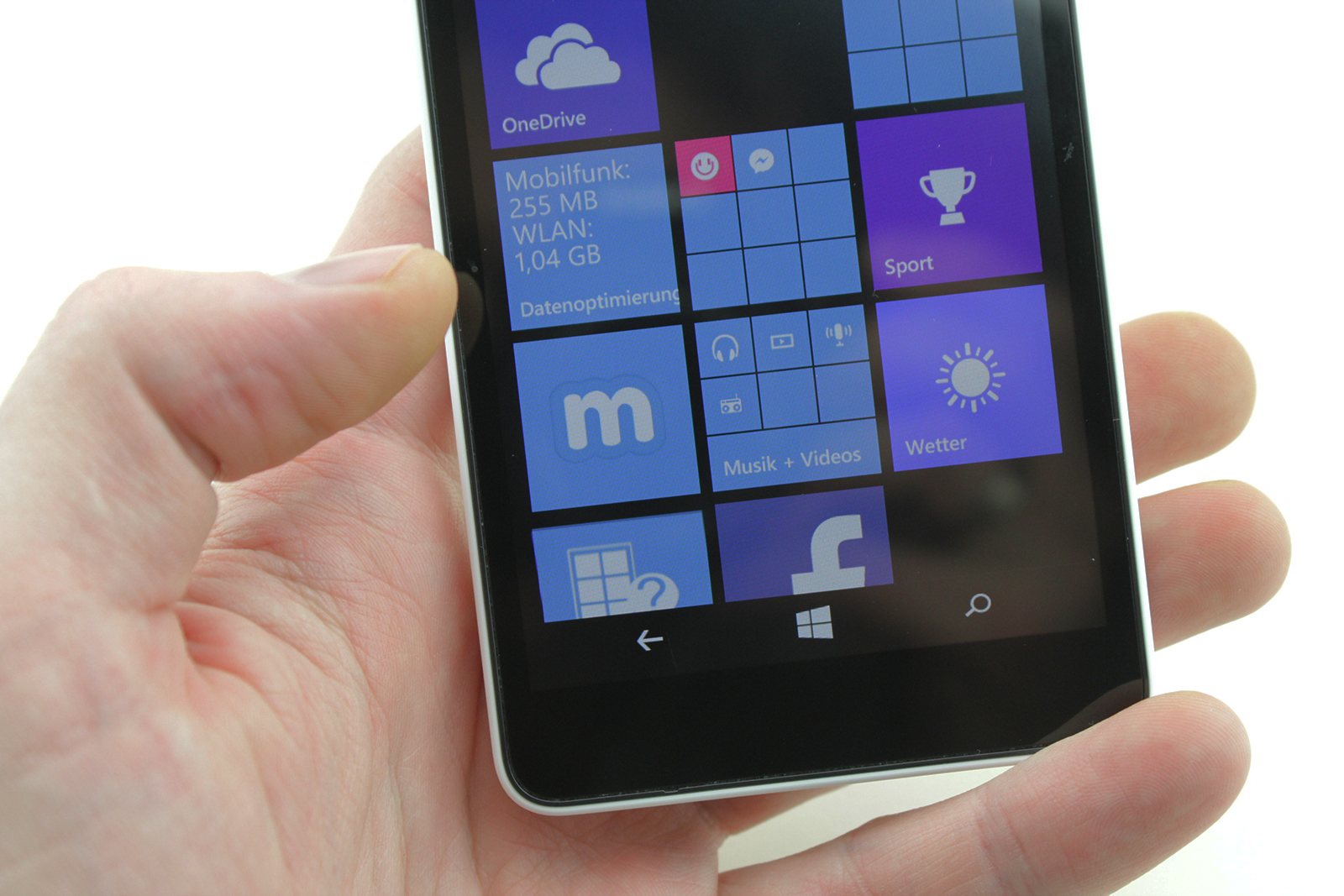 how to set ringtone in windows phone lumia 535
