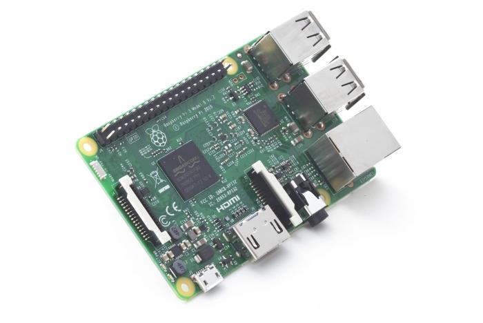 raspberry pi 3 model b specifications pdf