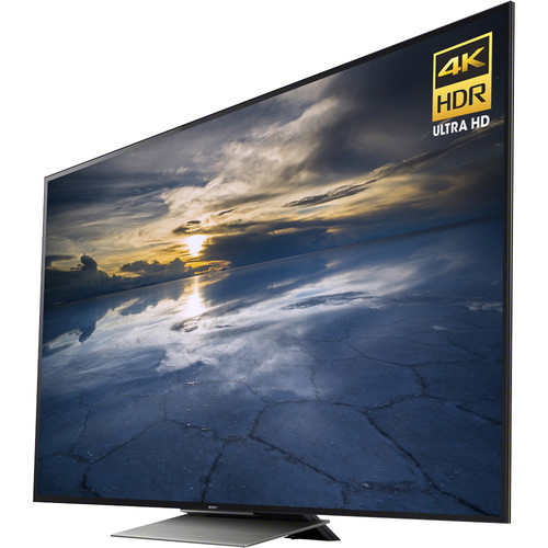 sony 4k hdr x940d