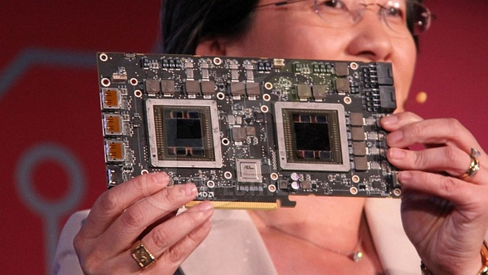 amd lisa su radeon r9 fury x2 june 2015