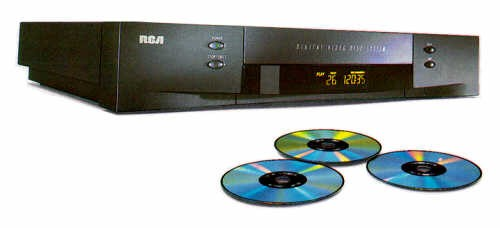 rca dvd player