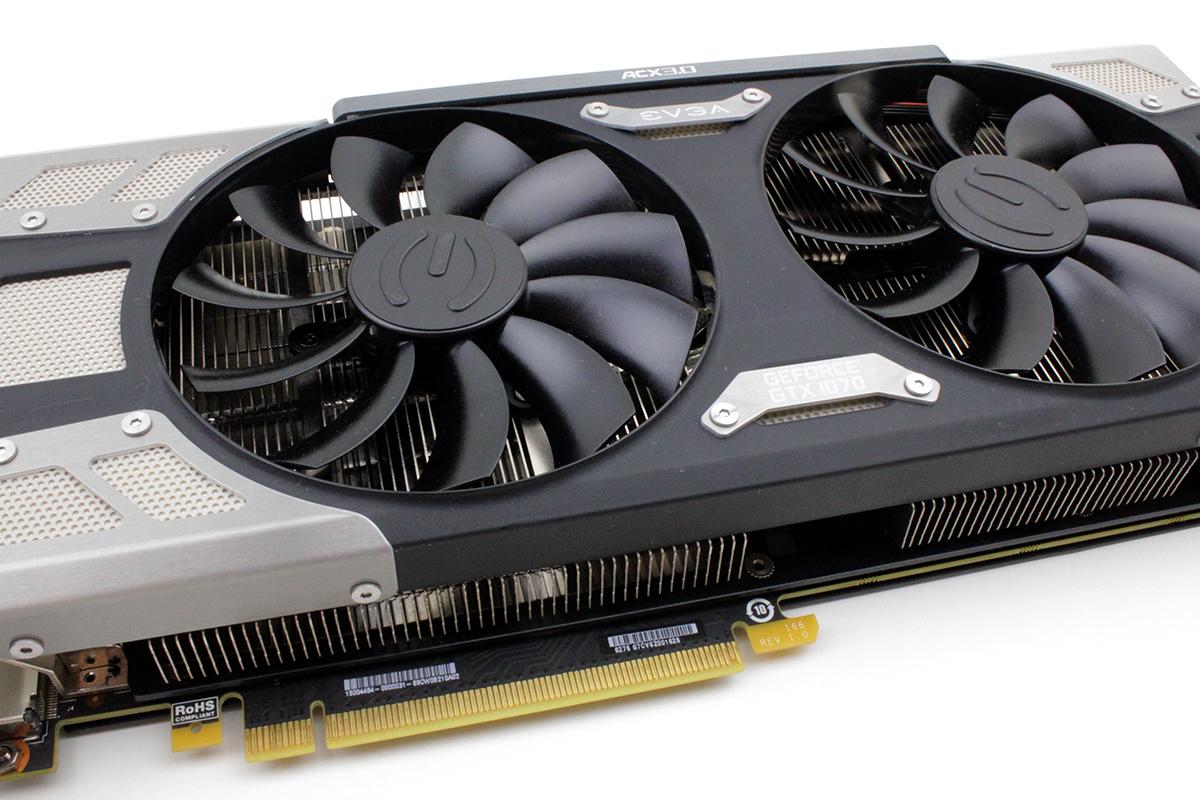 Evga Gtx 1070 Ftw Reviewed Vga Geforce Gaming Acx 30 8gb Gddr5 Shroud 4
