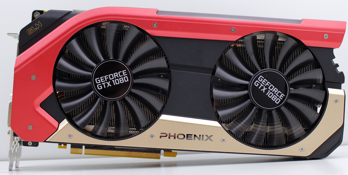 GTX 1080 Gainward GLH card 1