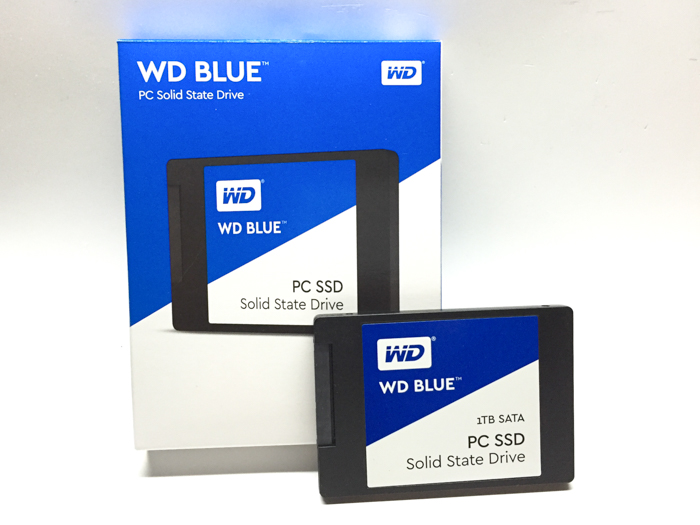 wd blue 1tb ssd packaging