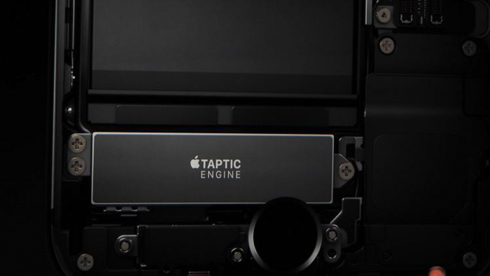 apple taptic engine iphone 7