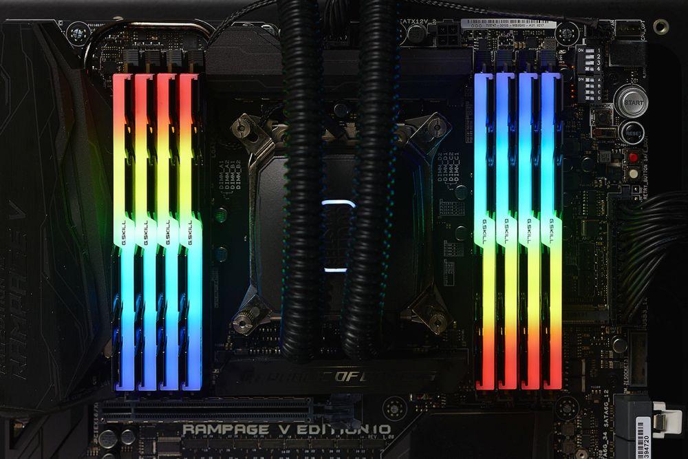 gskill tridentZRGB16GB 1