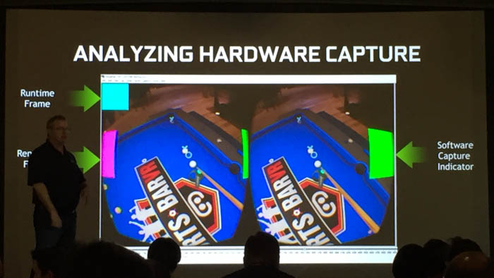 analyzing hardware capture
