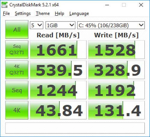 Samsung's third-generation SM961 256GB NVMe SSD reviewed