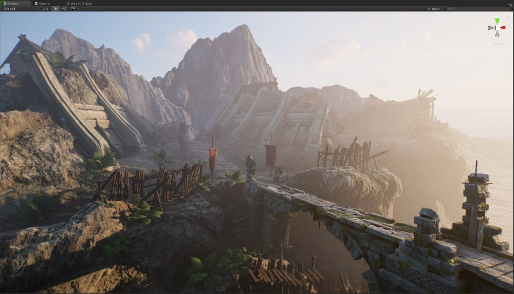 AMD's open-source Radeon Rays integrated into Unity engine