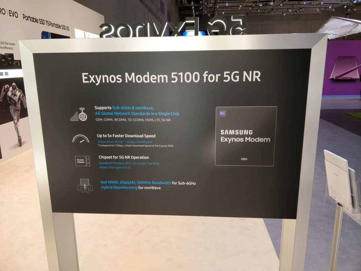 Samsung and Huawei didn't show 5G at IFA
