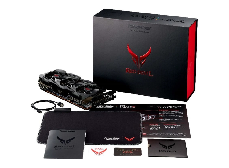 powercolor rx5700xtreddevil 2