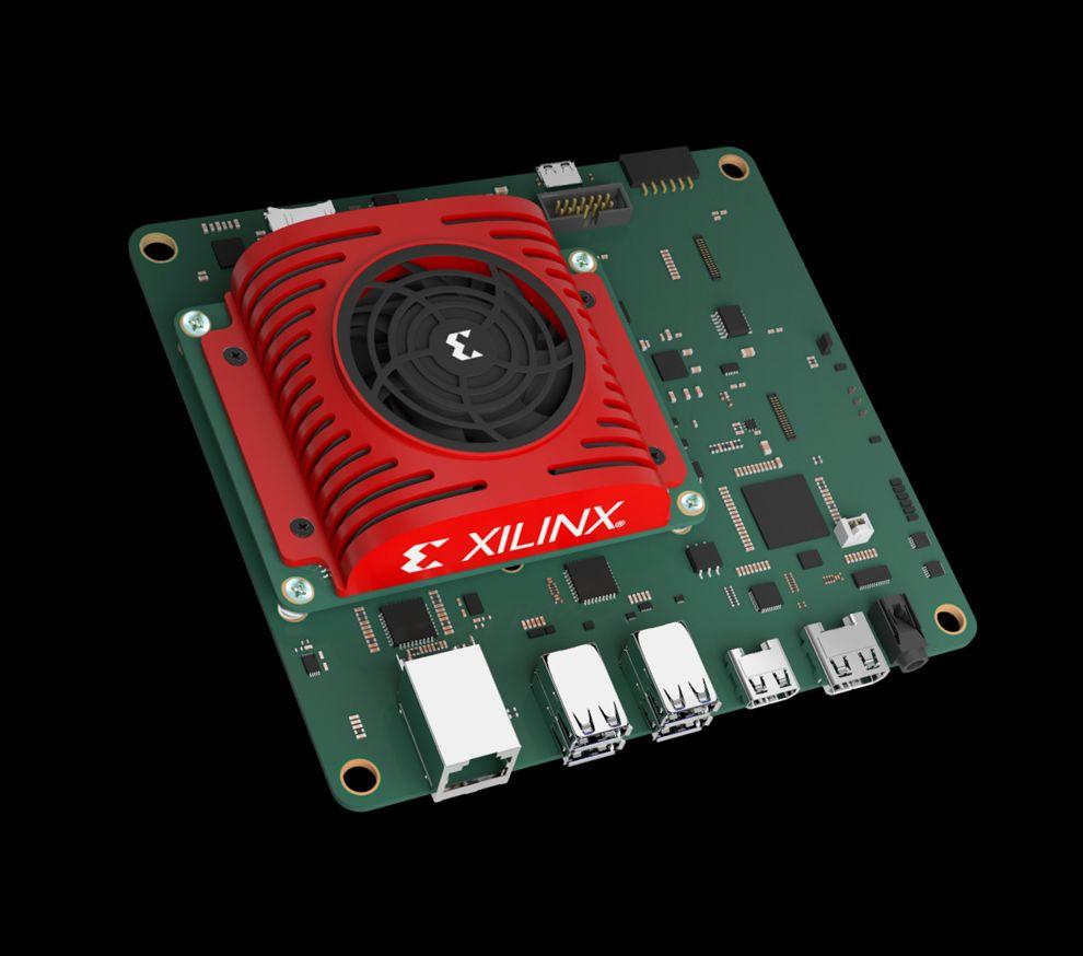 KV260 Starter Kit