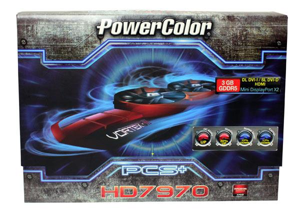 PowerColor PCS+ HD7970 Vortex II tested