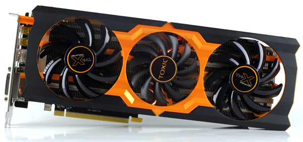 Sapphire Toxic R9 280X Toxic previewed