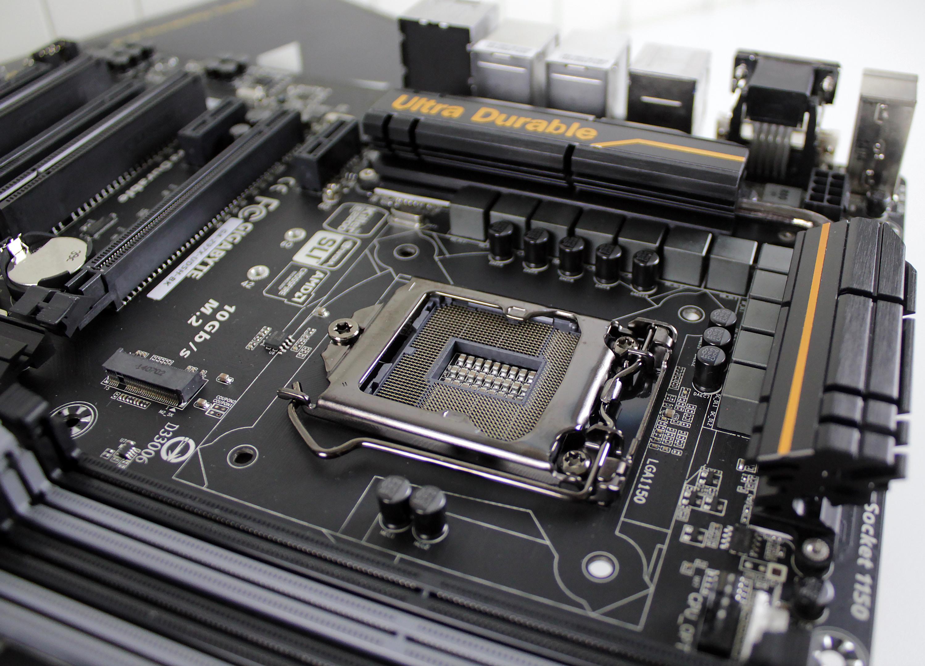 Gigabyte Z97X-UD5H-BK Black Edition reviewed
