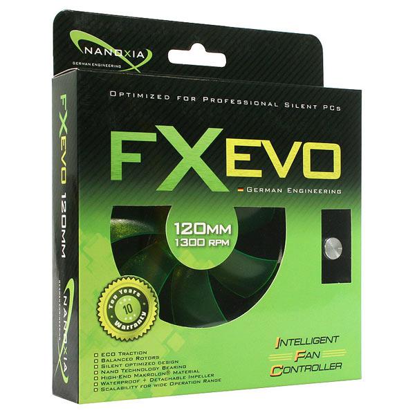 Nanoxia Fx Evo 120mm Ifc 1300 Rpm Reviewed