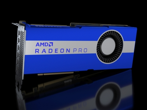 AMD announces Radeon Pro VII with Vega 20 GPU