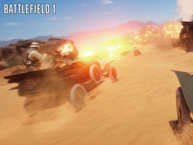 "No new Battlefield game for a ""couple of years"""