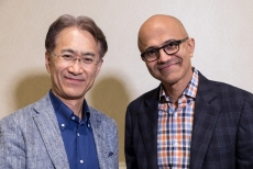 Microsoft and Sony team up to fight Google