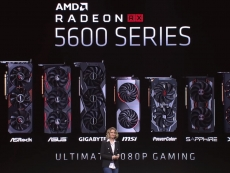 AMD officially announces RX 5600 XT at CES 2020